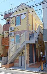 横濱マリーナ・ベイ3[1階]の外観