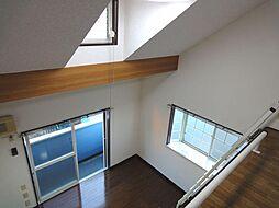 パープルパビヨンII[2階]の間取り