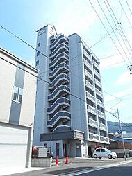 福岡県北九州市八幡東区前田2丁目の賃貸マンションの外観