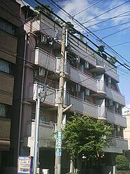 ジュネス南塚口[2階]の外観