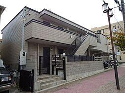 兵庫県神戸市兵庫区上沢通8丁目の賃貸アパートの外観
