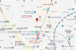 武蔵小杉マンションA棟[3階]の外観
