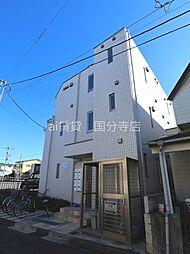 西武国分寺線 恋ヶ窪駅 徒歩5分の賃貸マンション