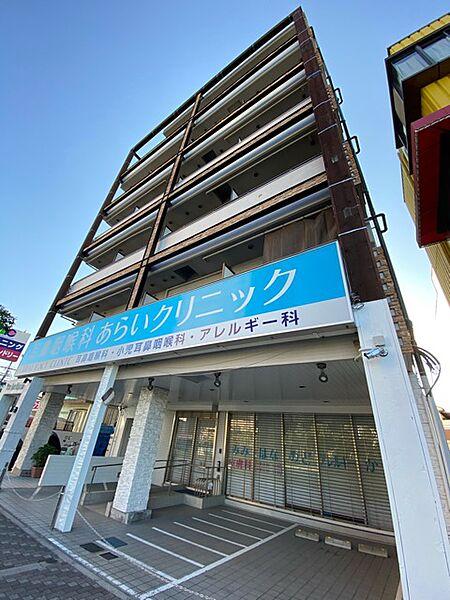 ディアコート塚新 5階の賃貸【兵庫県 / 尼崎市】