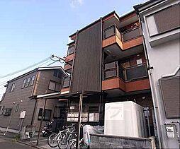 京都府京都市南区東九条中殿田町の賃貸マンションの外観