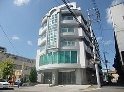 さとみマンション[4階]の外観