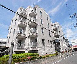 京都府京都市北区紫竹下本町の賃貸マンションの外観