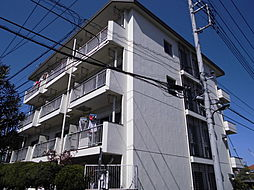 綾瀬フラワーマンション[2階]の外観