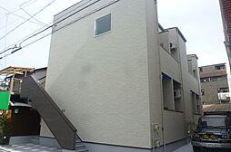 フローレス壱番館[2階]の外観