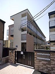 大阪府守口市八雲西町4の賃貸マンションの外観