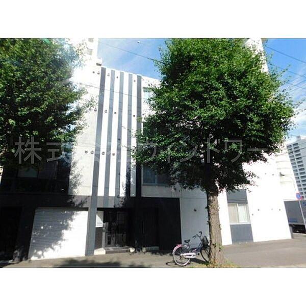 Blanc Noir Muse`e 3階の賃貸【北海道 / 札幌市中央区】