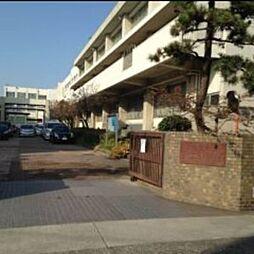 名古屋市立大江中学校まで750m