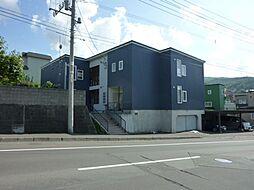 カーサ・セレーソス[2階]の外観