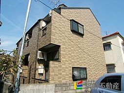 メゾネット桜ケ丘[102号室]の外観