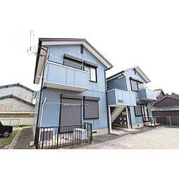 奈良県生駒郡斑鳩町興留3丁目の賃貸アパートの外観