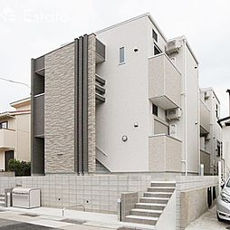 愛知県名古屋市緑区六田1丁目の賃貸アパートの外観