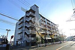 兵庫県神戸市長田区上池田3丁目の賃貸マンションの外観