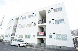 村井マンション[101号室]の外観