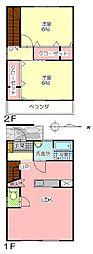 [一戸建] 大分県別府市石垣西5丁目 の賃貸【/】の間取り