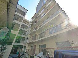 商業豊崎マンション[4階]の外観