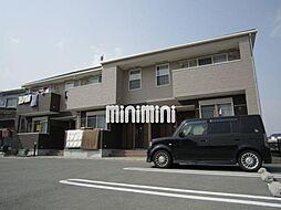 三重県伊勢市一色町の賃貸アパートの外観