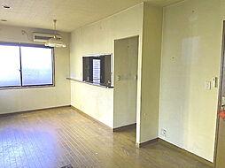 JR阪和線 上野芝駅 徒歩16分 4SLDKの居間