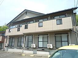 宮城県仙台市青葉区小松島4丁目の賃貸アパートの外観