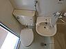 トイレ,1DK,面積25.92m2,賃料2.5万円,バス くしろバス芦野2丁目下車 徒歩2分,,北海道釧路市芦野2丁目