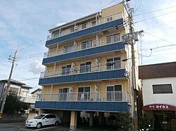 アパートメントMS[2階]の外観
