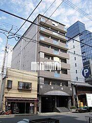 GLORIOUS kyoto[3階]の外観
