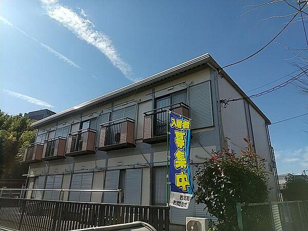 ハイツエスポアール1 2階の賃貸【東京都 / 八王子市】