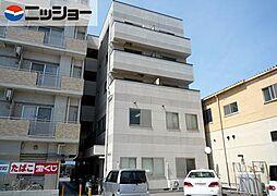 エサカビル[4階]の外観