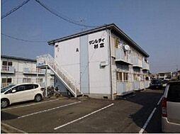 広島県福山市手城町3丁目の賃貸アパートの外観