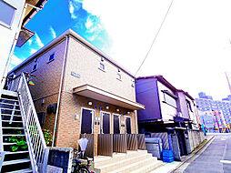 東京都西東京市保谷町2丁目の賃貸アパートの外観