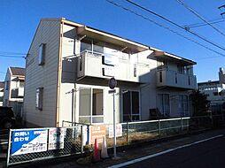 サンハイツ岩田 C棟[2階]の外観