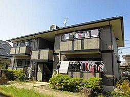 ファミール カルミアC棟[1階]の外観