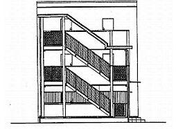 JR山陽本線 明石駅 徒歩14分の賃貸アパート