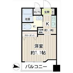 グランハウス宮崎台[2階]の間取り