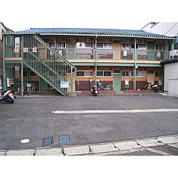 福田荘[11号室]の外観
