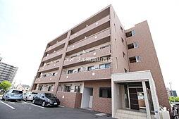 岡山県岡山市北区東古松2丁目の賃貸マンションの外観