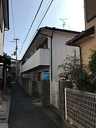 田中マンションA棟[203号室号室]の外観