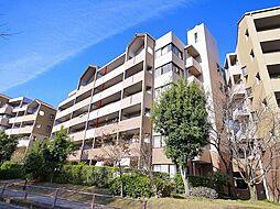 奈良県奈良市中登美ヶ丘4丁目の賃貸マンションの外観