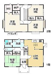 日野駅 1,280万円