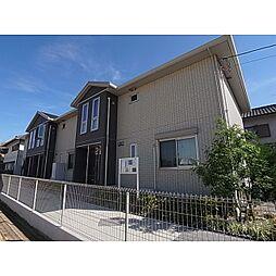 奈良県大和高田市中今里町の賃貸アパートの外観