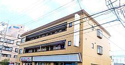 埼玉県さいたま市中央区鈴谷5丁目の賃貸マンションの外観