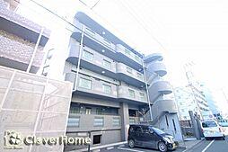 神奈川県相模原市南区古淵4の賃貸マンションの外観