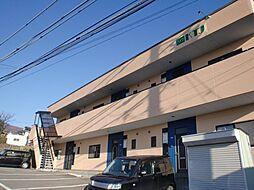 長野県東御市祢津の賃貸アパートの外観