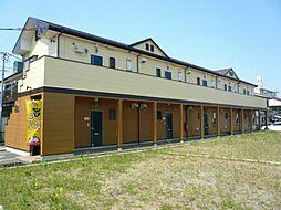 神奈川県平塚市御殿3丁目の賃貸アパートの外観