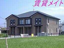 三重県伊勢市馬瀬町の賃貸アパートの外観