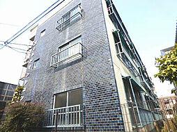 ゴールドマンション[3階]の外観